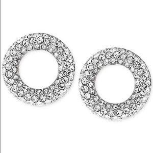 Michael Kors Crystal Pave Earrings